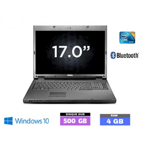 DELL VOSTRO 1720 - Windows 10 - Ram 4 Go - N°012202
