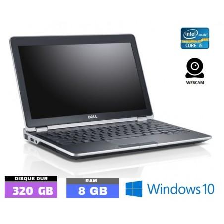 DELL Latitude E6330 - Windows 10 - Core I5 - Ram 8 Go- N°012903