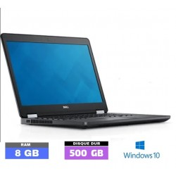 DELL E5480 Core I5 Sous...