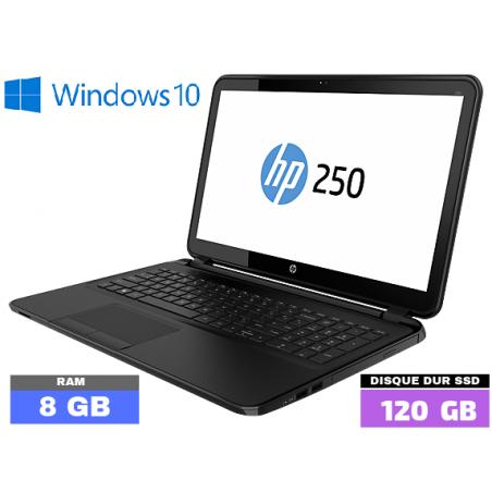 Probook 250 G Core i3 - 8 Go RAM - Windows 10  - N°020401