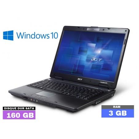 ACER TRAVELMATE 5320 - Windows 7 - Ram 3 Go - Grade D - N°022206