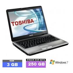 TOSHIBA SATELLITE PRO U400...