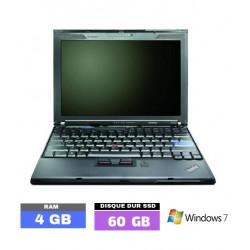 Lenovo Thinkpad X200 -...