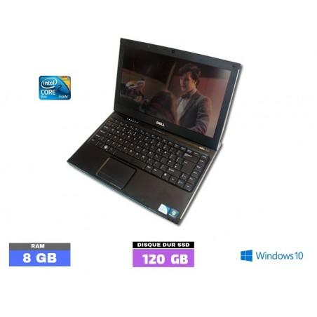 DELL LATITUDE 13 Sous Windows 10 GRADE D - Ram 8 Go - SSD 120 Go - WEBCAM N°032501
