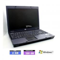HP NX6325 sous Windows 7 -...