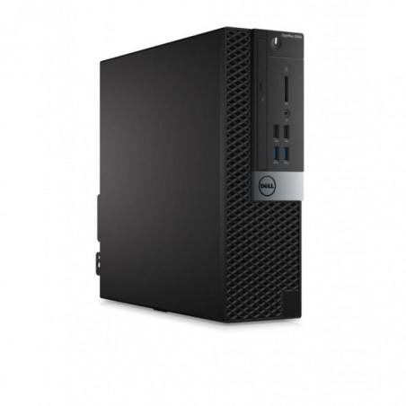 UC DELL OPTIPLEX 5040 SFF  Windows 10 - Ram 8 Go - SSD 250 Go - Core I7 6ème géné - N° 040910