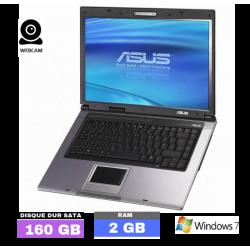 ASUS X50SL sous Windows 7 -...