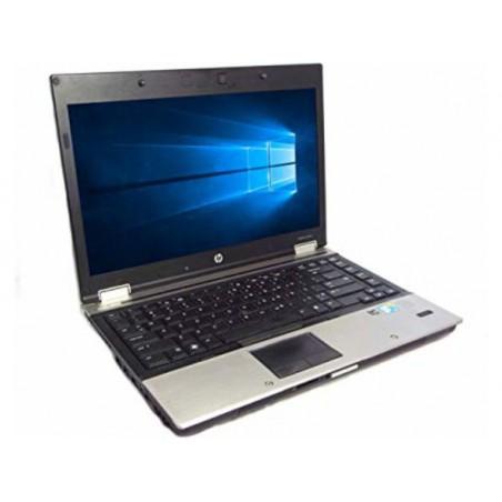HP ELITEBOOK 8440P Sous Windows 10 - CORE I5 - SSD 120 Go - WEBCAM - Ram 4 Go - N°042102