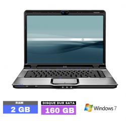 HP DV6000 - Windows 7 - HDD...