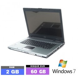 PC Portable ACER TRAVELMATE 2300 Sous Windows 7 - Ram 2Go - N°100301 PHOTO 1