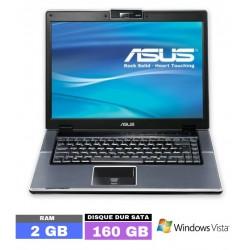 ASUS V1S sous Windows 7...