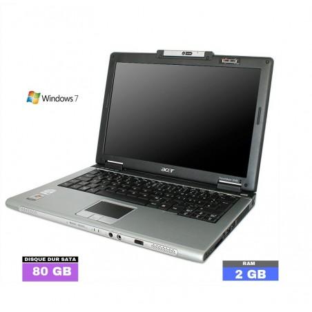 Acer TravelMate 3040 Sous Windows 7 - WEBCAM - N°050310