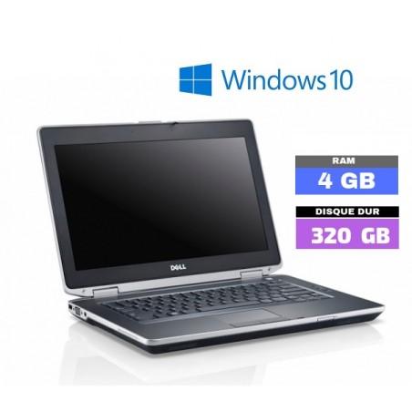 DELL Latitude E5430 - Windows 10 - Core I5 - Ram 4 Go - Grade D - N°050312