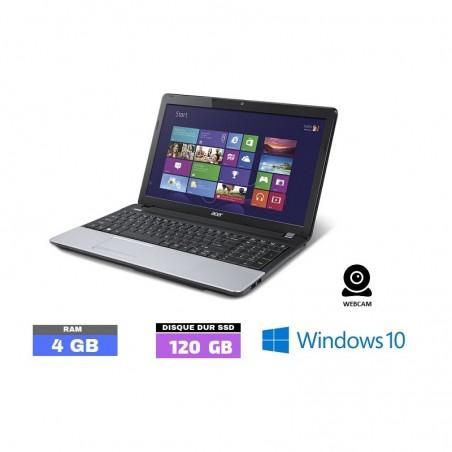 ACER TRAVELMATE P253 Sous Windows 10 - SSD - Ram 4 Go- WEBCAM - N°050703