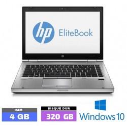 HP ELITEBOOK 2560P -...