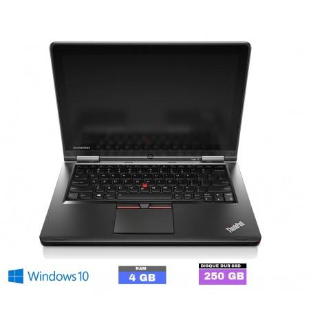 LENOVO YOGA 12 - Core i5 - Ram 4 Go -  WEBCAM - SSD - N°052804