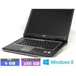 DELL LATITUDE D830 Sous Windows 8.1 - Ram 4 Go - N°100802 PHOTO 1