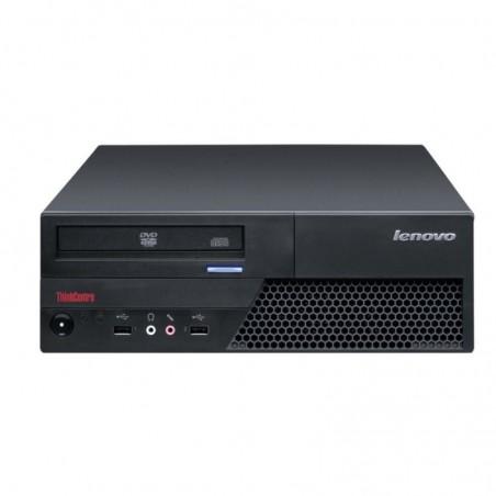 LENOVO M58 Sous Windows 10 - SSD 120 GB + HDD 500 GB - 4Go RAM - N°062950