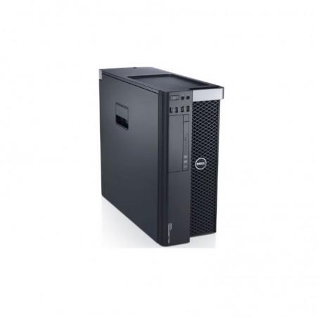 Station de travail Dell Precision T3600 Xeon E5 2,8 GHz - HDD 500 Go RAM 4 Go  - N°082310