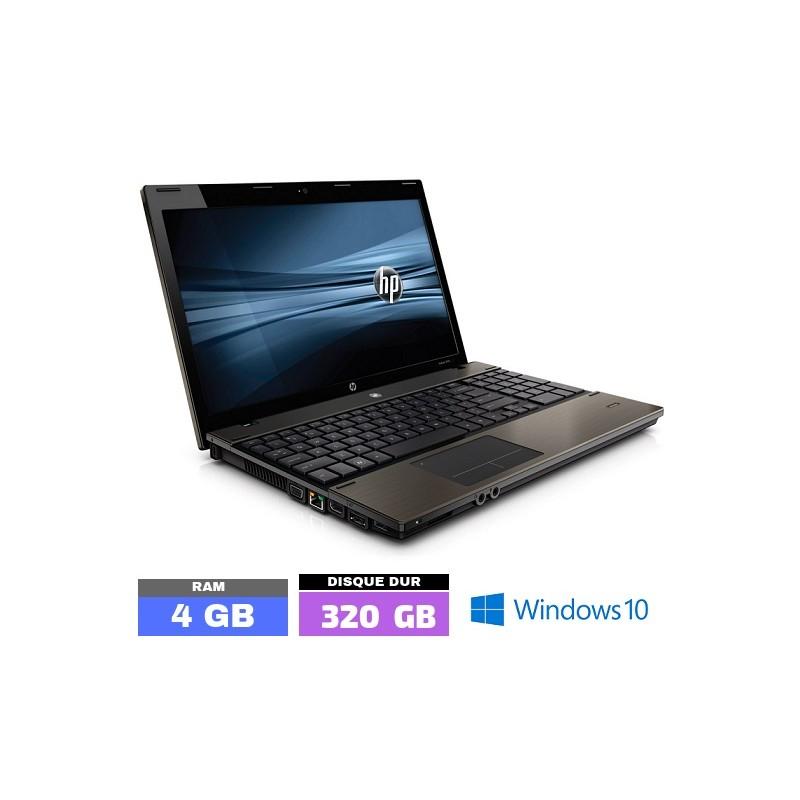 HP PROBOOK 4525S Sous Windows 10 - Ram 4 Go - N°102003 PHOTO 1