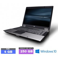 PC Portable HP 6730B Sous Windows 10 - Ram 4 Go  N° 102301 photo 1