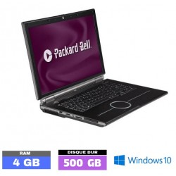 PACKARD BELL SB85 sous Windows 10 - Ram 4 Go- N°111801  photo 1