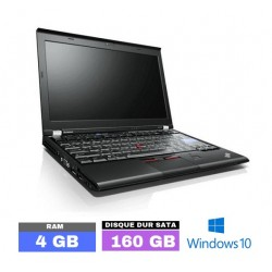 LENOVO THINKPAD X220 Sous...