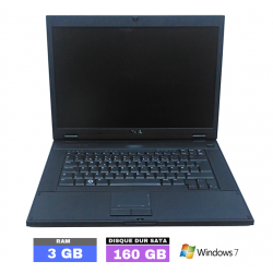 DELL LATITUDE E5500 Sous...