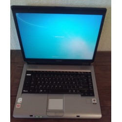 Portable TOSHIBA TECRA A7 Sous Windows 7 - 052302 - photo6