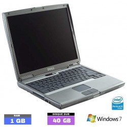 DELL D510 Sous Windows 7 - N°070301 photo 12