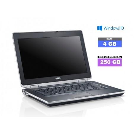 DELL Latitude E6430 Sous Windows 10 Core I5 - Ram 4 Go- N°092601