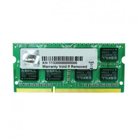 Mémoire Ram DDR3 4Gb pour portable  PC3-10600 - N°DDR3P001