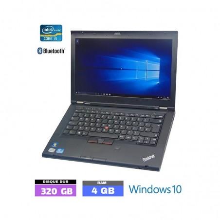 LENOVO T410 sous Winodows 10 - Core I5 Ram 4 Go- N°0121-03