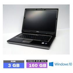 DELL D820 Sous Windows 10 -...