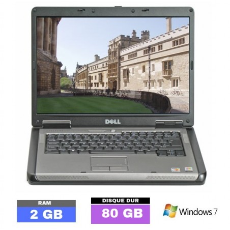 DELL LATITUDE 131L Sous Windows 7 - Ram 2 Go - N°0212203