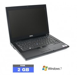 DELL E6400 Sous Windows 7 - Ram 2 Go- N°021803  PHOTO 10
