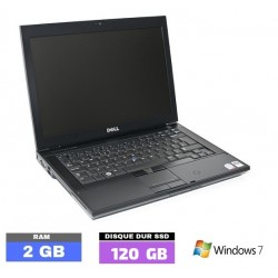 DELL E6400 Sous Windows 7 -...