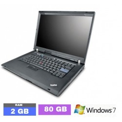 LENOVO THINKPAD R61 sous...