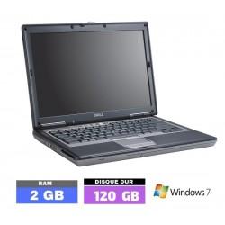 DELL D520 Sous Windows 7 -...