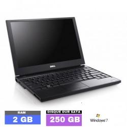 DELL E4300 Sous Windows 7 -...