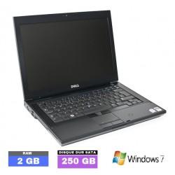 DELL E6400 Sous Windows 7 -...