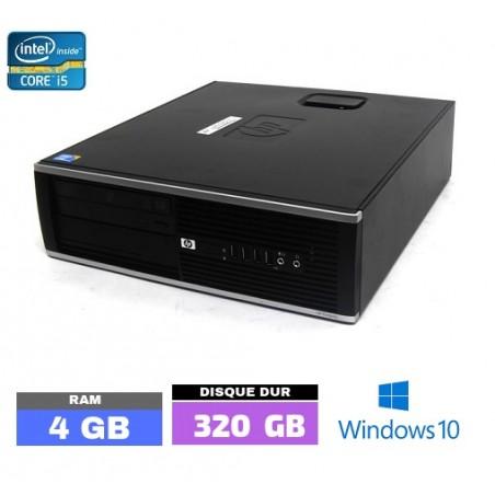 UC HP 8100 ELITE Sous Windows 10 - Ram 4 Go - Core I5 - N° 031810