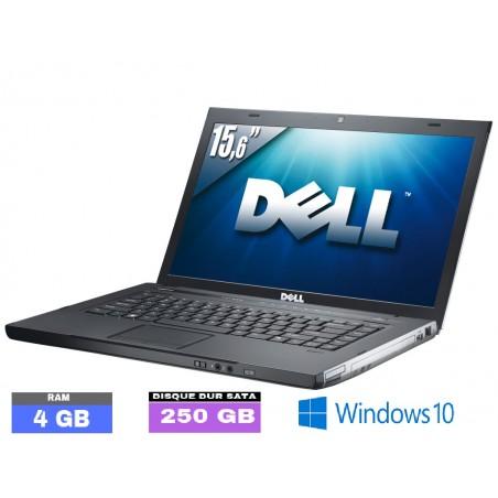 DELL VOSTRO 3500 Core I3 sous Windows 10 - Ram 4 Go - N°102070