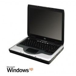HP XE4100 sous Windows XP -...