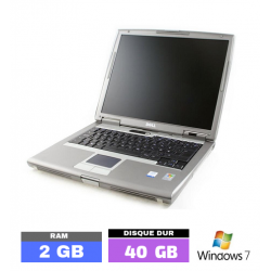 DELL LATITUDE D610 sous...