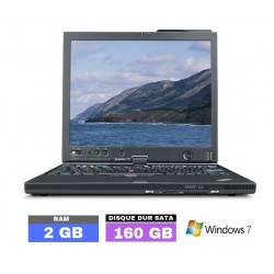 Lenovo Thinkpad X61 sous...