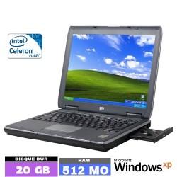 HP OMNIBOOK XE 4100 sous...