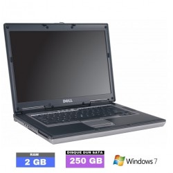 DELL D820 Sous Windows 7 -...
