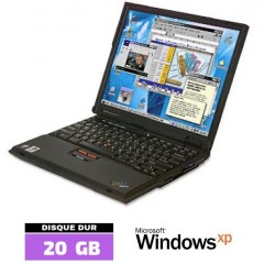 LENOVO THINKPAD T23 sous...