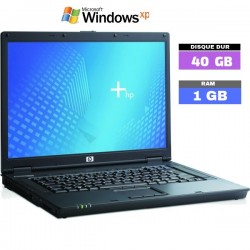 HP NX8220 sous Windows XP -...